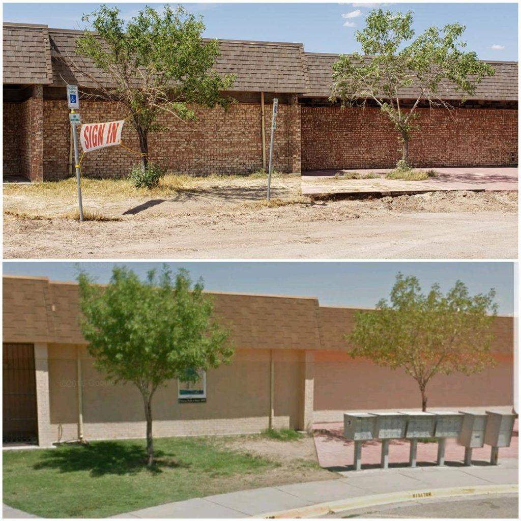 Texas EnviroBlast Brick Wall Restoration
